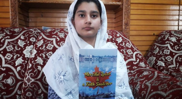 Bandipora tales: Teenage girl district's remote village authors her debut novel