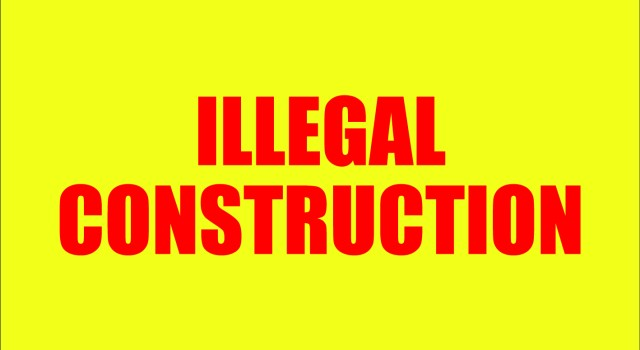 Illegal and undue promotions responsible to make a mess of the city