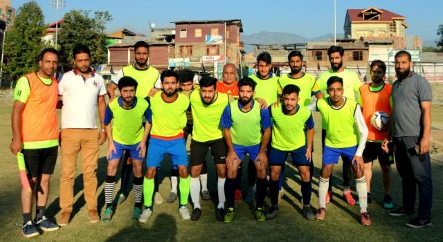Lal Bazar premier 16-teams knockout football tournament