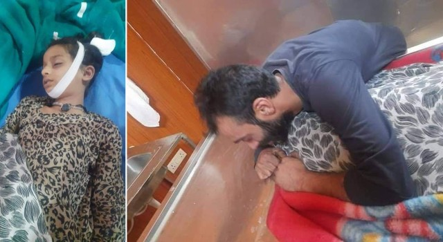 Minor dies of strangulation in home-made cradle in Kupwara