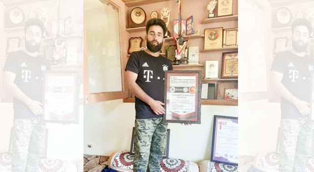 Mixed Martial Arts: Anantnag Coach trained national and International players from Kashmir