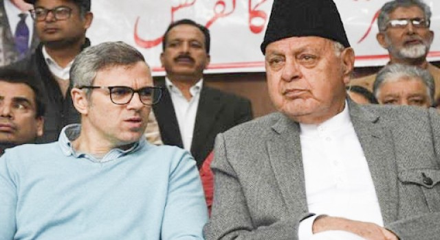 Farooq, Omar express grief over demise of Th Rachpal Singh