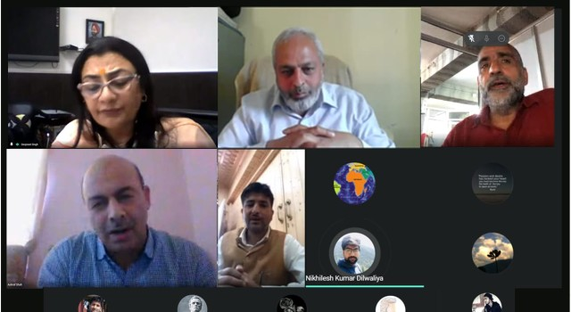 PIB Srinagar organises webinar on National Education Policy 2020