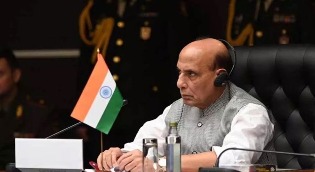 China in illegal occupation of 38,000 sq km of Indian land: Rajnath Singh in Parliament