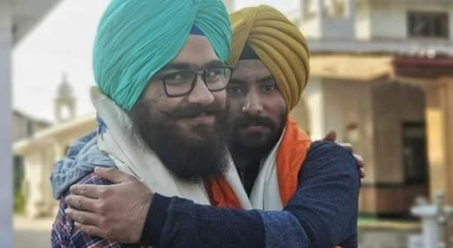 Two Sikh teenagers from Budgam bring laurels by securing over 90 per cent points in NEET