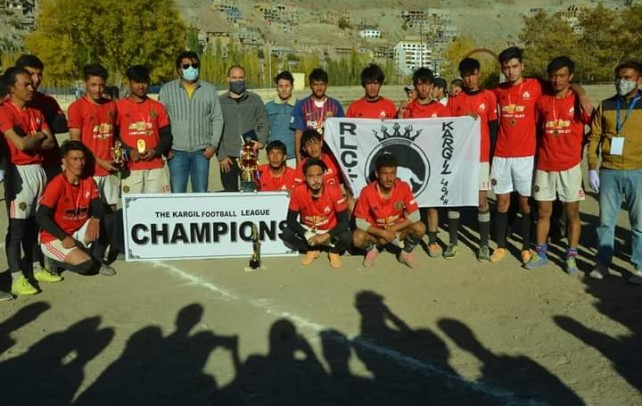 District level football tourney concludes in Kargil