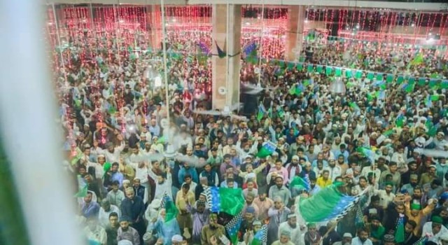 Eid Milad-un-Nabi (SAW) celebrated with religious fervour across JK