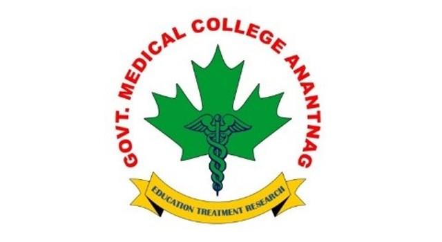 Govt Medical College Anantnag fresh recruitment 2020