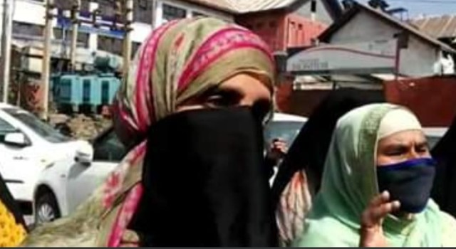 """""""My son framed to save those behind civilian killings in Shopian"""""""