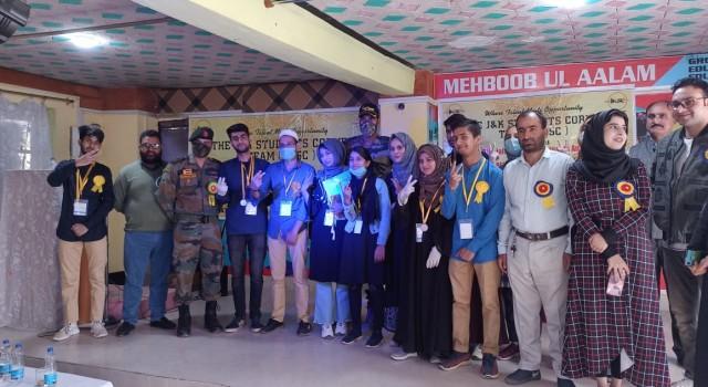 JKSC hold talent hunt event in Bandipora