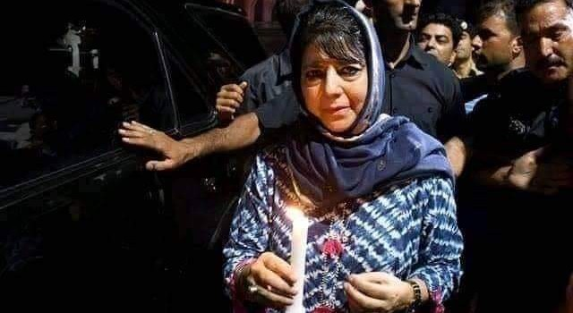 Will Fight For Restoration Of Article 370: Mehbooba Mufti