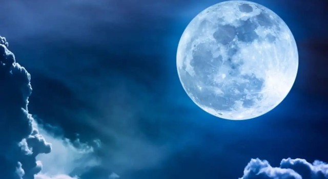 Rare Blue Moon to rise tonight, will be visible from around 8.19 pm