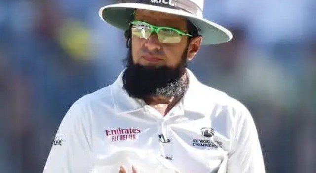 Pakistan's Aleem Dar set to break record for most ODIs as umpire