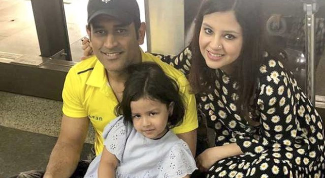 IPL in UAE: CSK captain Mahendra Singh Dhoni's daughter Ziva gets rape threats for dad's failure