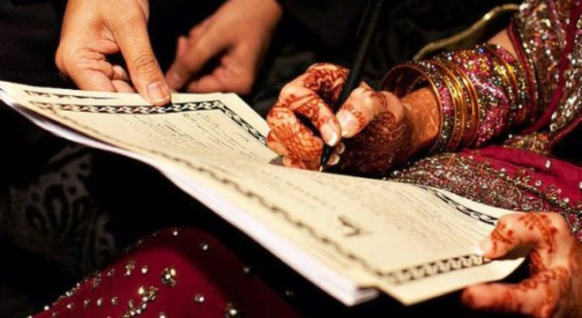 "Prophet Muhammad PBUH said ""The most blessed 'Nikkah' is one with least expenses"