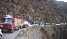 Traffic to remain suspended on Srinagar- Jammu Highway on Friday for maintenance