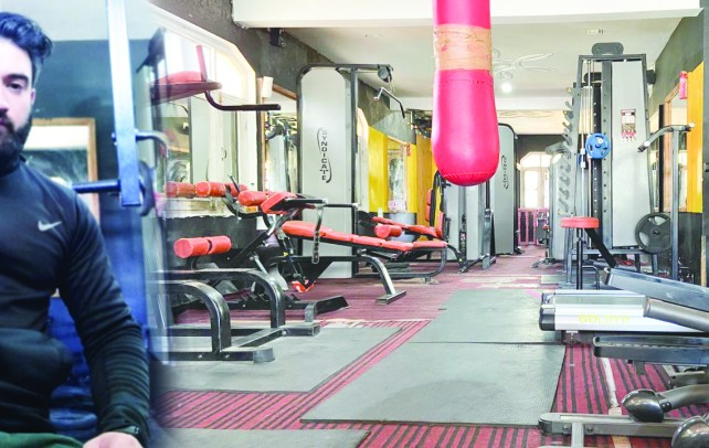 Mansoor's Muscle Hut-An Abode of Complete Fitness