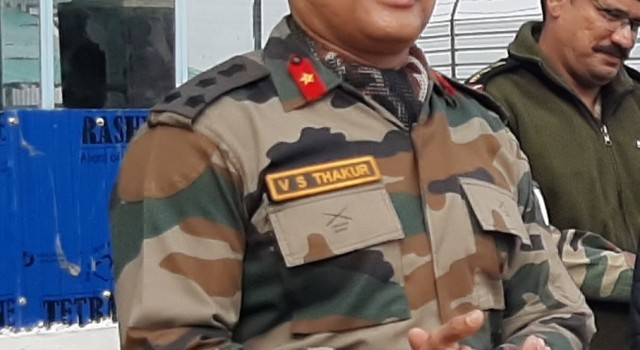 Situation under control for DDC polls: Army