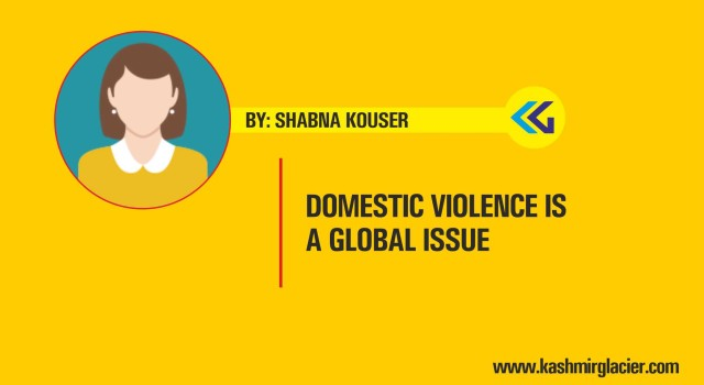 Domestic Violence is a Global Issue
