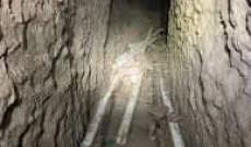 Suspected tunnel' found along IB in Samba.