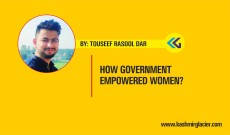 How Government Empowered Women?