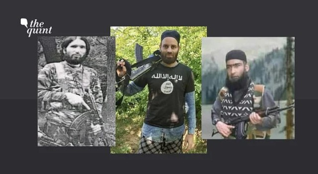 MPhil dropout is new Hizb chief in Kashmir