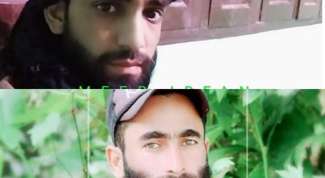 Four More Youth From South Kashmir Goes Missing