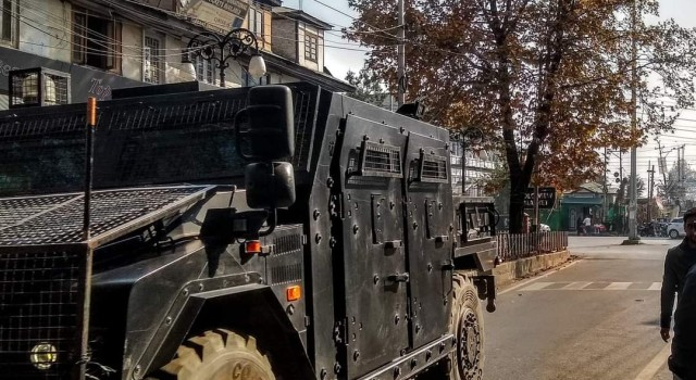 Sherpa Spotted: CRPF set to induct heavy-armoured French vehicle