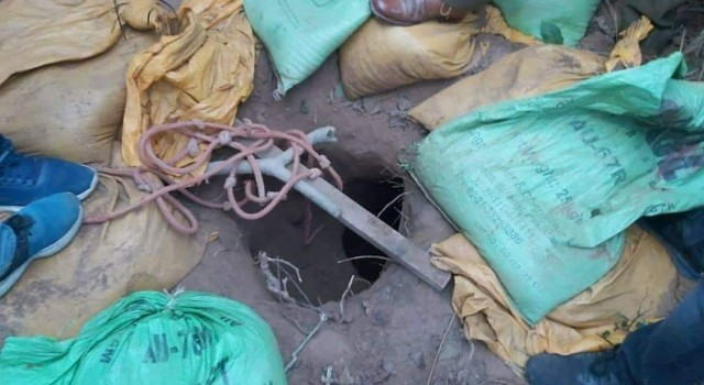 Tunnel suspected to be used by militants for infiltration detected in Samba sector: DGP
