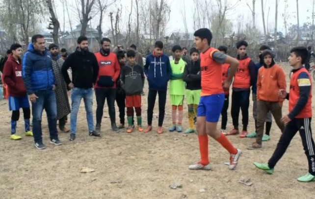 1st-time NIFF Academy Organises Under-14/16 Trails In Pattan Zone.
