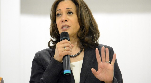 Ready to write next chapter in US history: Kamala Harris
