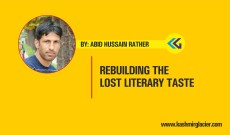 Rebuilding the Lost Literary Taste