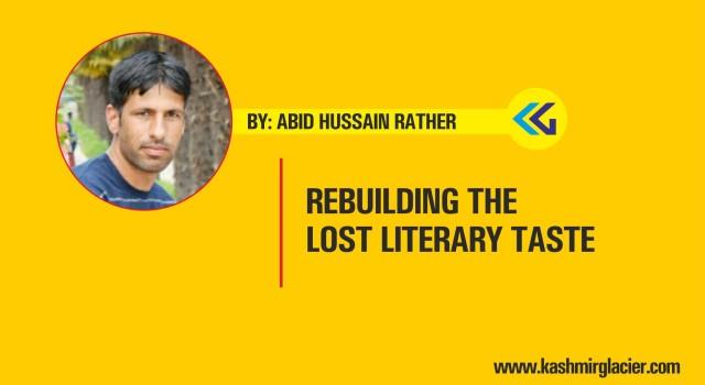 Rebuilding the Lost Literary Taste