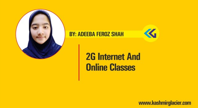 2G Internet And Online Classes