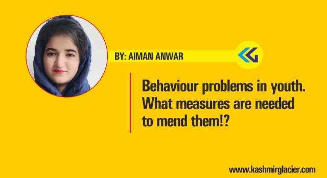 Behaviour problems in youth. What measures are needed to mend them!?