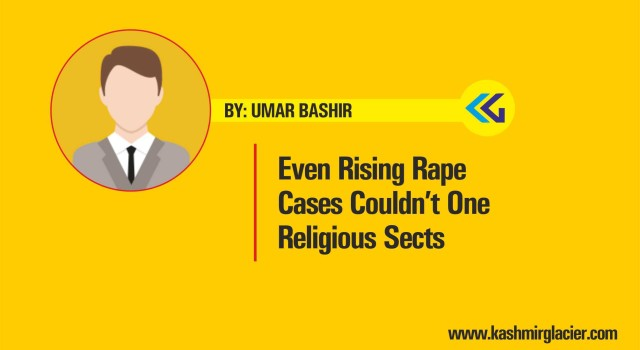 Even Rising Rape Cases Couldn't One Religious Sects