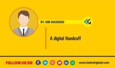 A digital Handcuff