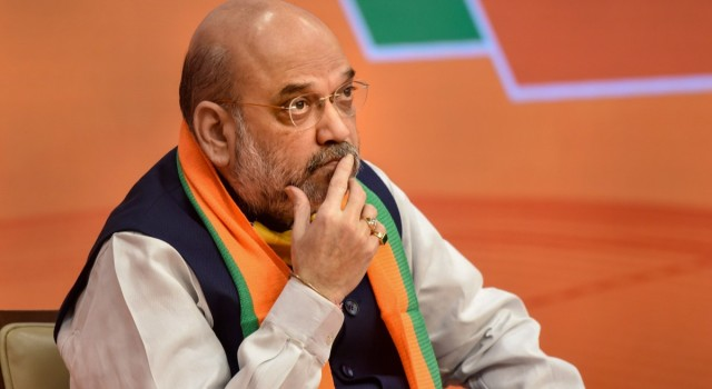 Surgical strikes in Pakistan gave public confidence that borders are safe under Modi-led BJP govt: Amit Shah