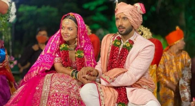 Choreographer Punit Pathak Gets Married to Nidhi Moony Singh