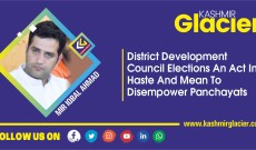 District Development Council Elections An Act In Haste And Mean To Disempower Panchayats