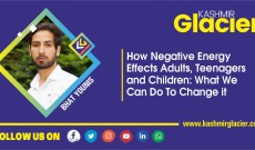 How Negative Energy Effects Adults, Teenagers and Children: What We Can Do To Change it