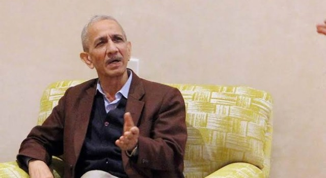 Former IB Chief Dineshwar Sharma dies