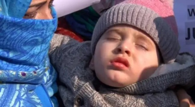 Anesthesia overdose leaves 1-year-old Zikra's brain damage at Srinagar's ASG Hospital