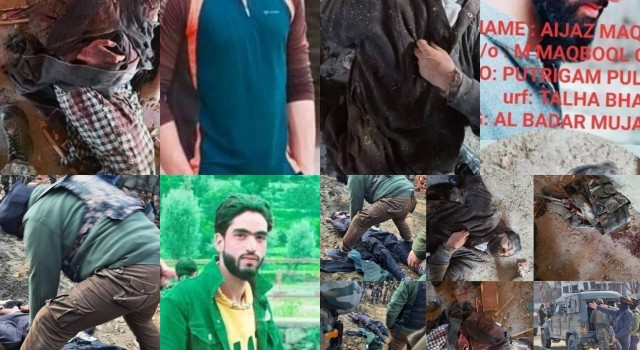 Lawaypora Encounter: Technical evidence reveals Aijaz and Ather first reached Hyderpora then to encounter site, says Police