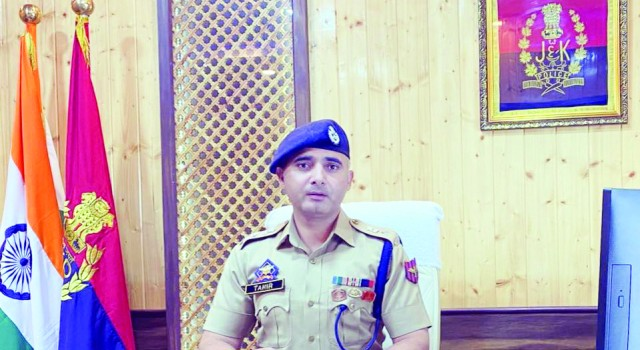 4G restoration may pose challenges but ready to deal with it; SSP Cyber Crime Kashmir