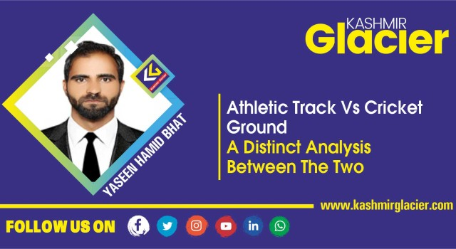 Athletic Track vs Cricket Ground – A distinct analysis between the two