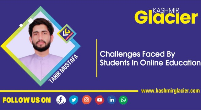 Challenges Faced By Students In Online Education