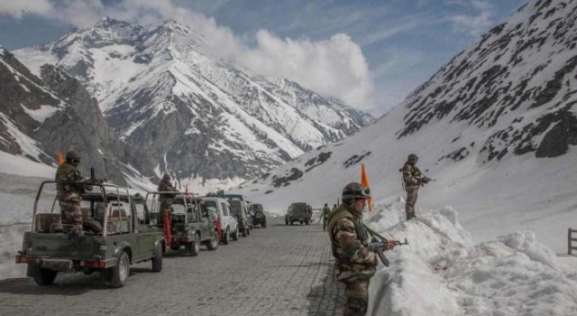 Chinese army soldier captured in Ladakh's Chushul sector, to be returned