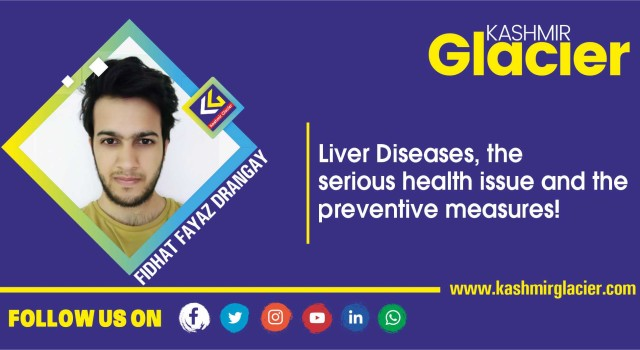Liver Diseases, the serious health issue and the preventive measures!