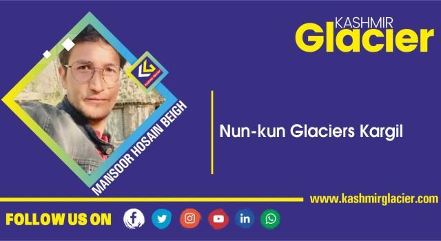 Nun-Kun Glaciers Kargil